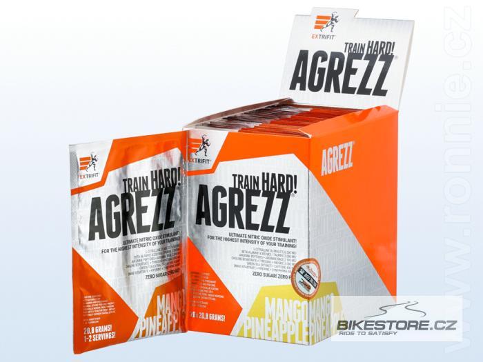 EXTRIFIT Agrezz energetický nápoj Příchuť pomeranč, hmotnost 20,8 g