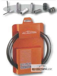ALLIGATOR LY-KSPTB brzdový kabelový set