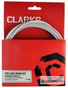 CLARKS Pre Lube Brake Kit brzdový kabelový set