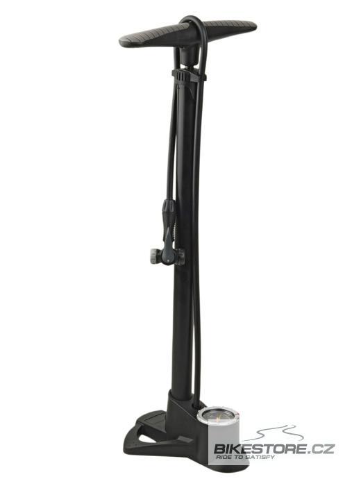 AUTHOR AAP Air Turbo 2 nožní pumpa Černá barva