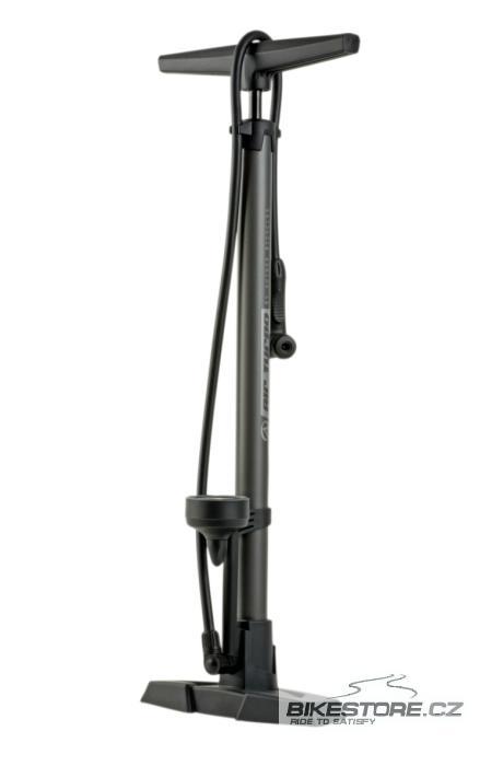 AUTHOR AAP Air Turbo Eco nožní pumpa Černá/šedá barva