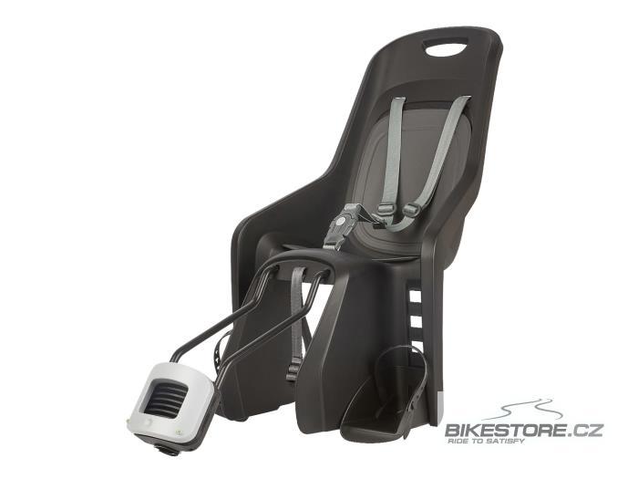 AUTHOR Bubbly Maxi Plus FF 29''/700C sedačka Černá/šedá barva