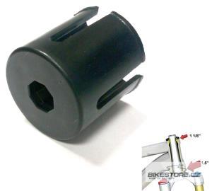 AUTHOR X-Bow náhradní adaptér pro kónický sloupek vidlice (1,5'')