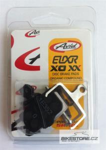 AVID Elixir Fe Organic brzdové destičky (1 pár)