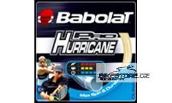 BABOLAT Pro Hurricane 1.3 tenisový výplet 12m čirá barva