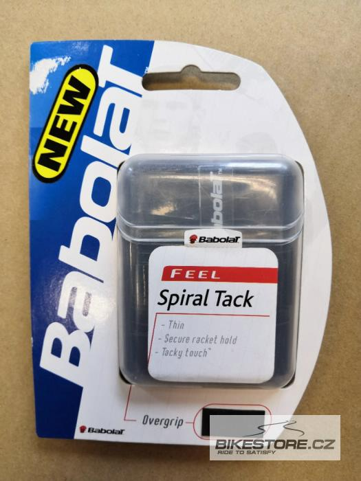 BABOLAT Spiral Tack omotávka (3ks) černá