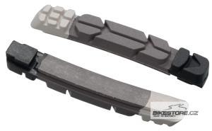 BBB BBS-15T TriStop náhradní brzdové gumy (2 páry)