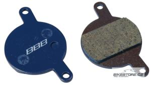 BBB BBS-33 DiscStop brzdové destičky (1 pár)