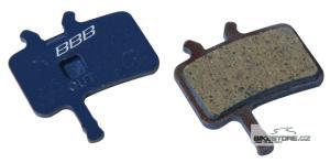 BBB BBS-42 DiscStop brzdové destičky (1 pár)