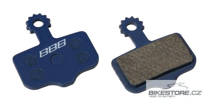 BBB BBS-441 DiscStop brzdové destičky (1 pár)