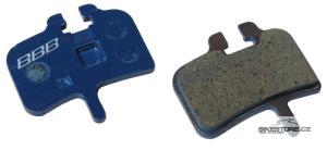 BBB BBS-45 DiscStop brzdové destičky (1 pár)