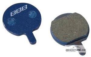 BBB BBS-48 DiscStop brzdové destičky (1 pár)