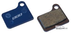 BBB BBS-51 DiscStop brzdové destičky (1 pár)