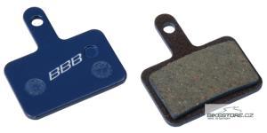 BBB BBS-52 DiscStop brzdové destičky (1 pár)
