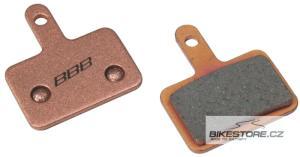 BBB BBS-52S DiscStop brzdové destičky (1 pár)