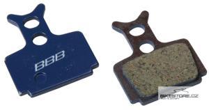 BBB BBS-67 DiscStop brzdové destičky (1 pár)