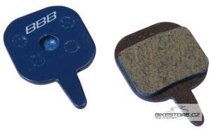 BBB BBS-75 DiscStop brzdové destičky (1 pár)