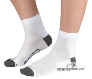 BBB BBW-08 CoolFeet White ponožky