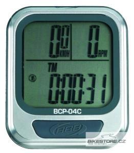 BBB BCP-04C DashBoard cyklocomputer