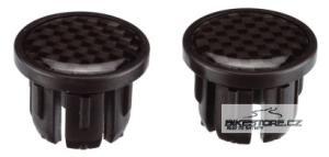 BBB BHT-92 Carbon EndCaps zátky do řídítek