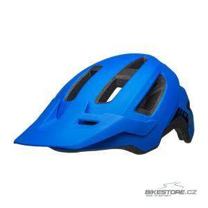 BELL Nomad Mat Blue/Black helma