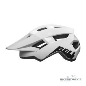BELL Spark Glos/Mat White/Black helma