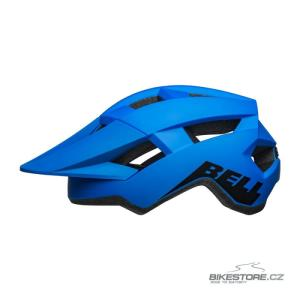 BELL Spark Mat/Glos Blue/Black helma