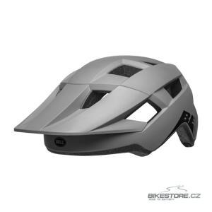 BELL Spark Mat/Glos Gray/Black helma