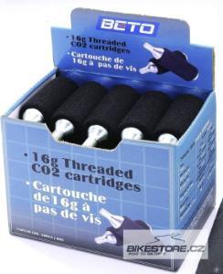 BETO CO2 16 g bombička (se závitem)
