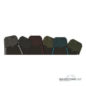 BLACKBURN Barrier Mud Guard black/red přední blatník