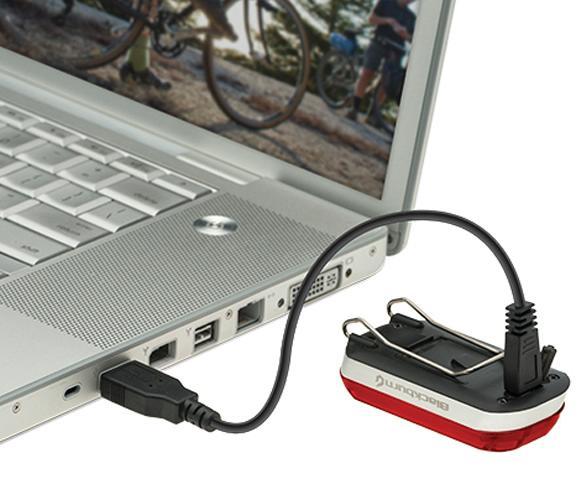 BLACKBURN Central 20 USB zadní světlo