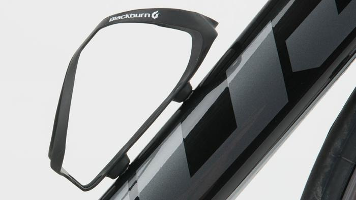 BLACKBURN Cinch  karbonový košík na láhev matte black