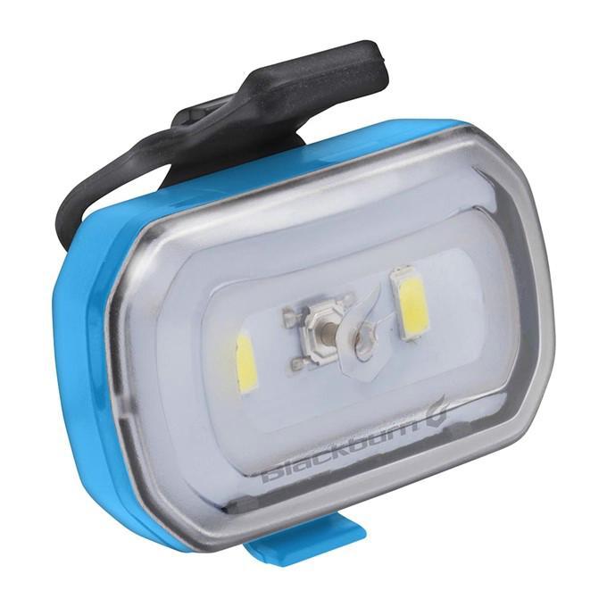 BLACKBURN Click USB blue přední světlo
