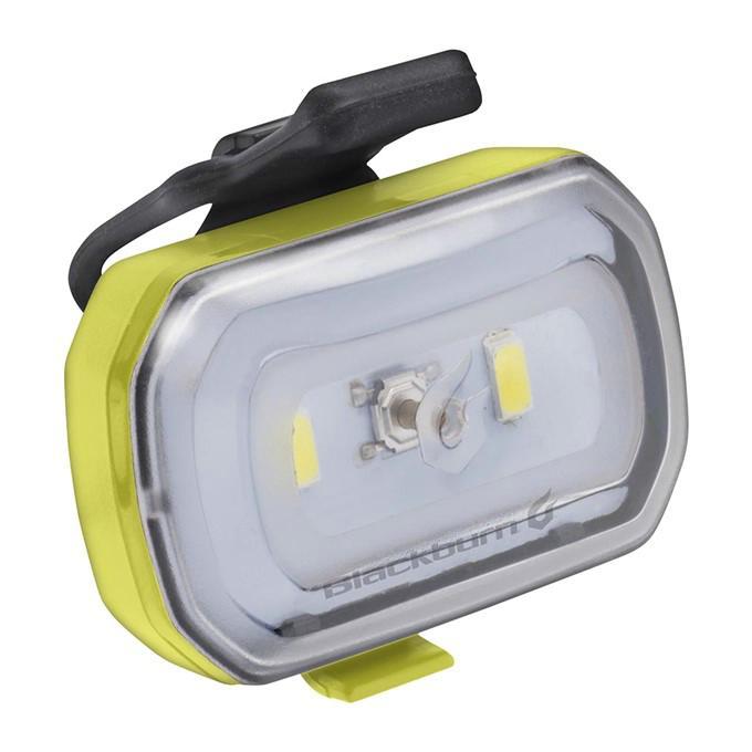 BLACKBURN Click USB hi viz yellow přední světlo