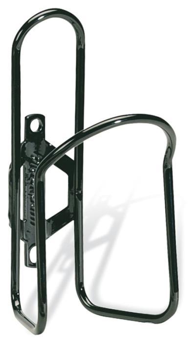 BLACKBURN Comp košík na láhev Černá barva