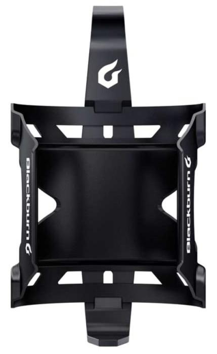 BLACKBURN Sideroller košík na láhev Černá barva
