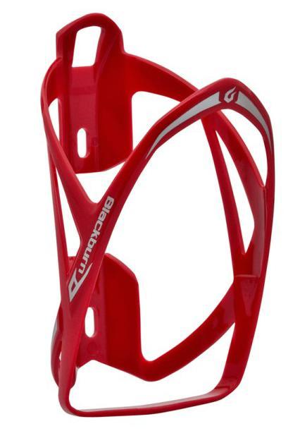 BLACKBURN Slick košík na láhev Červená barva