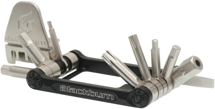 BLACKBURN Toolmanator 12 kapesní nářadí (multiklíč)