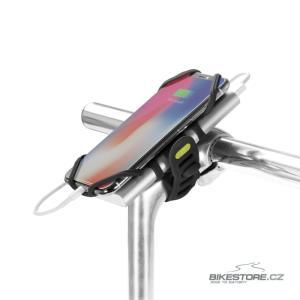 BONE Bike Tie Pro Pack držák na powerbanku a mobilní telefon 4-6,5'' na představec