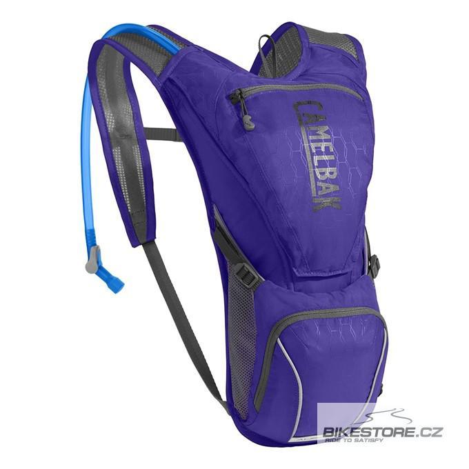 CAMELBAK Aurora  dámský batoh s pitným vakem deep purple/graphite 2,5l