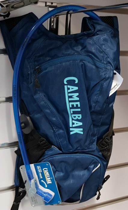 CAMELBAK Aurora dámský batoh s pitným vakem gibraltar navy/lake blue 2,5l