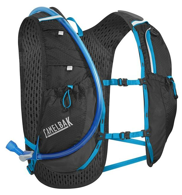 CAMELBAK Circuit Vest vesta s pitným vakem black/atomic blue