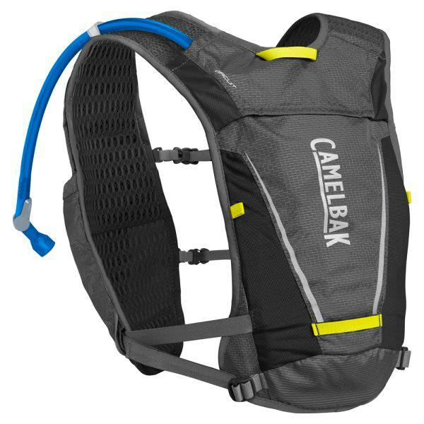 e36c667bc01 CAMELBAK Circuit Vest vesta s pitným vakem graphite sulphur spring