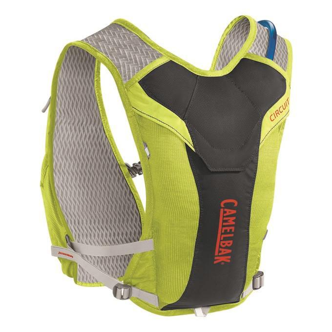 CAMELBAK Circuit Vest vesta s pitným vakem lime punch