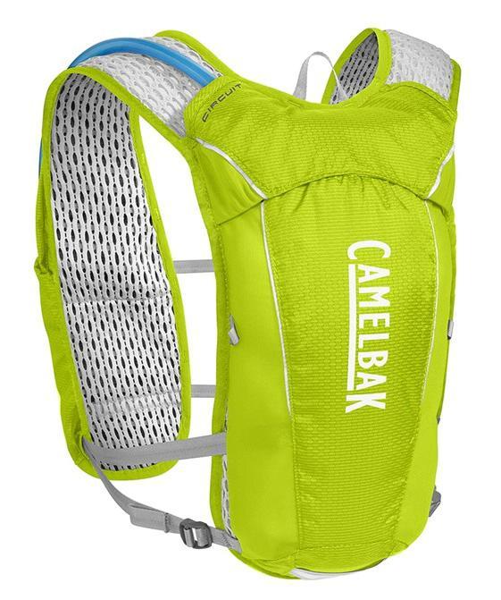 CAMELBAK Circuit Vest vesta s pitným vakem lime punch/silver