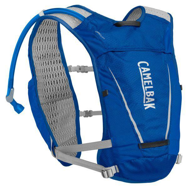 CAMELBAK Circuit Vest vesta s pitným vakem nautical blue/black