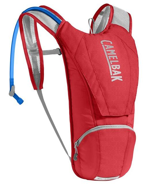 CAMELBAK Classic 2,5 l batoh s pitným vakem racing red/silver