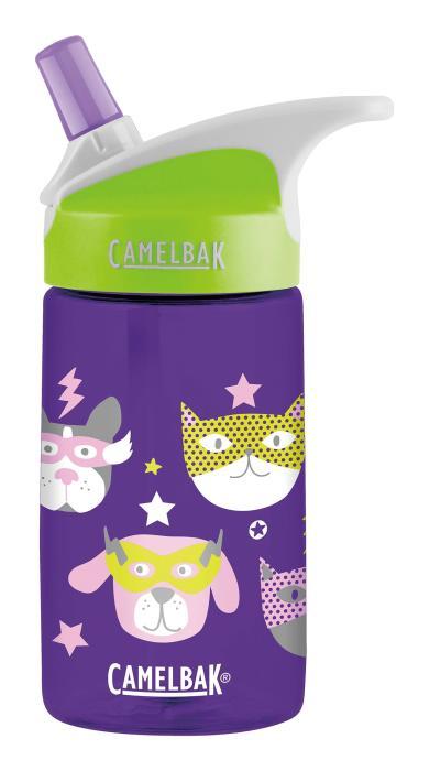 CAMELBAK Eddy Kids 0,4 l dětská láhev - skladem poslední kus Heroes