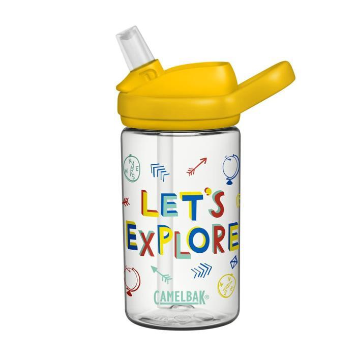 CAMELBAK Eddy+ Kids Bottle dětská láhev  Lets explore