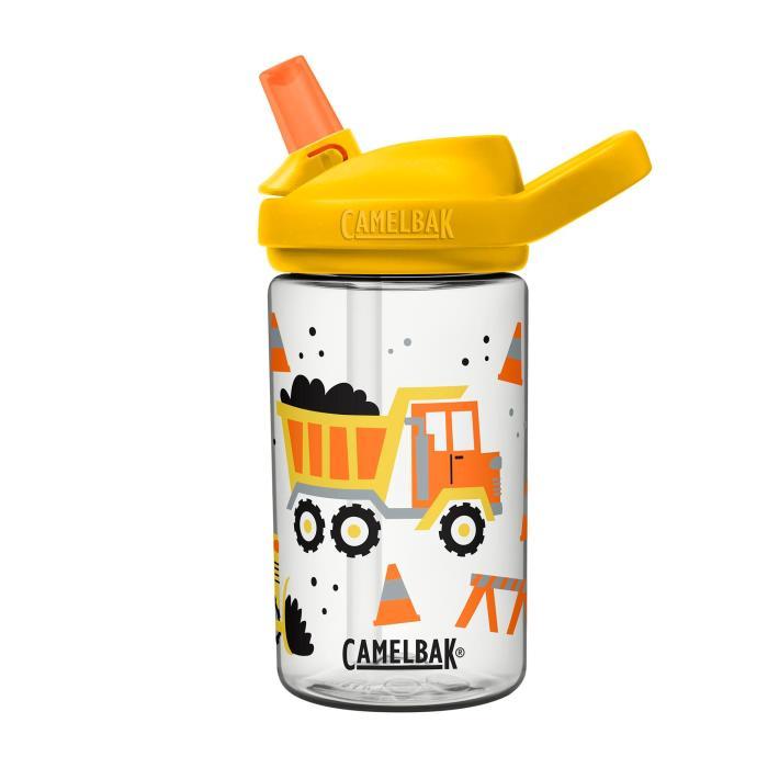 CAMELBAK Eddy+ Kids Bottle dětská láhev Construction Trucks